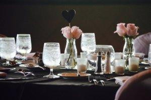 Comment organiser sa réception de mariage.