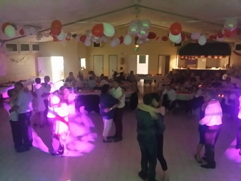 Mariage - Salle des fêtes de Itancourt